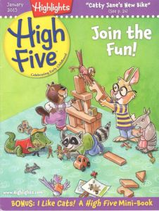 High Five January 2015