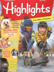 Highlights March 2013