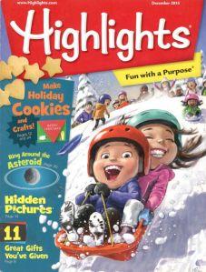 Highllights December 2015