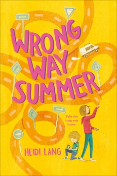 Wrong Way Summer by Heidi Lang