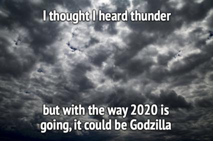 2020 thunder